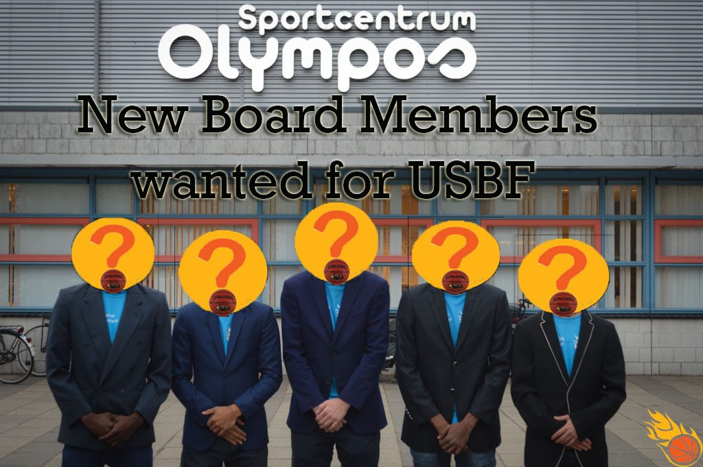 Wanted: Board members for USBF